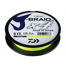 Daiwa KUITUSIIMA J-BRAID X4 0.10mm