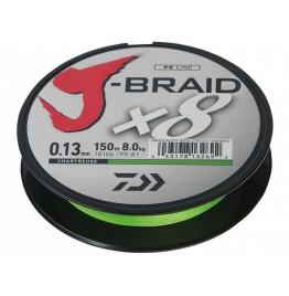 Daiwa KUITUSIIMA J-BRAID X8 0.13mm